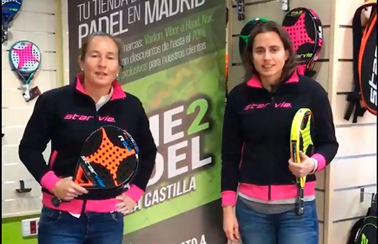 """Carolina Navarro y Ceci Reiter: """"El año que viene queremos empezar fuerte y consiguiendo victorias"""""""