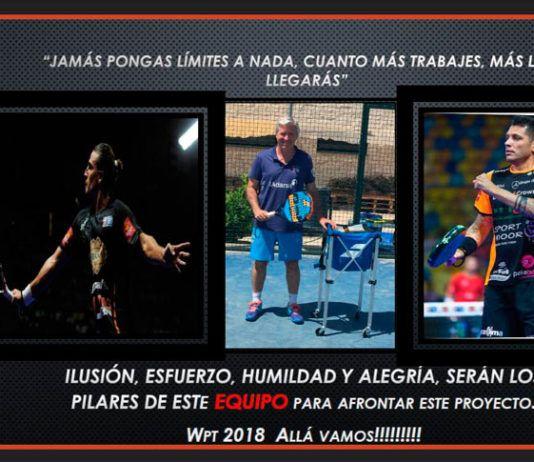 Fede Quiles, Tito Allemandi y Ramiro Choya, nuevo equipo de trabajo para 2018