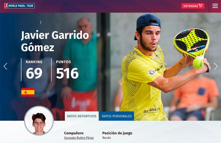 Javi Garrido hace balance de su temporada 2017