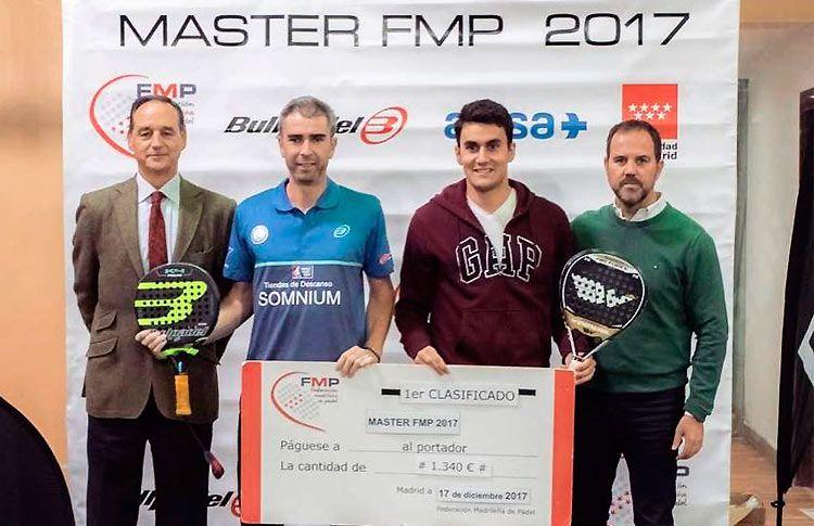 La Federación Madrileña también corona a sus nuevos 'Maestros'
