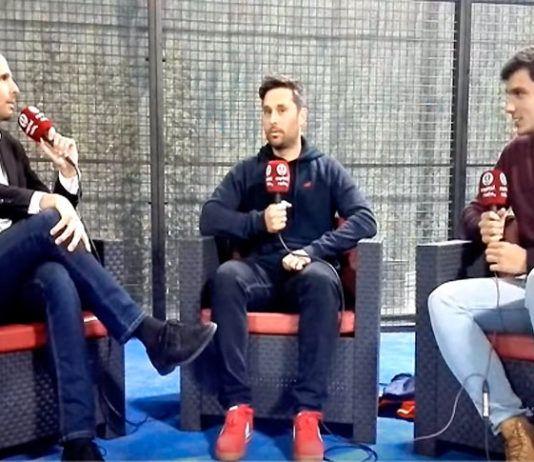 Vidéos de Padel: Matías Díaz-Ale Galán a «confessé» en tant que nouveau partenaire en jouant à «Al Resto»