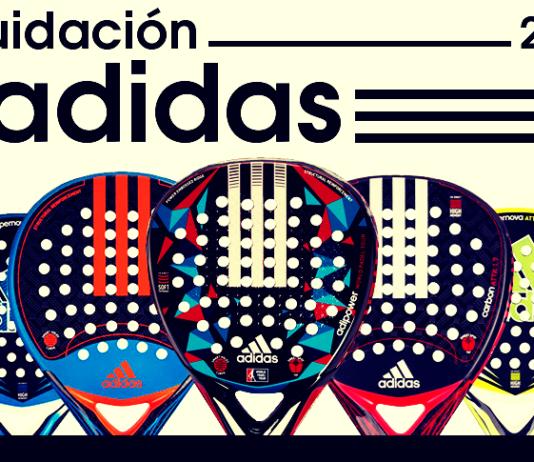 Le pale Adidas più esclusive tra le offerte Paladel Shovel Offer