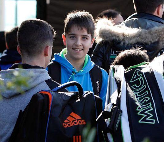 Los Menores Andaluces comienzan la temporada brillando con fuerza