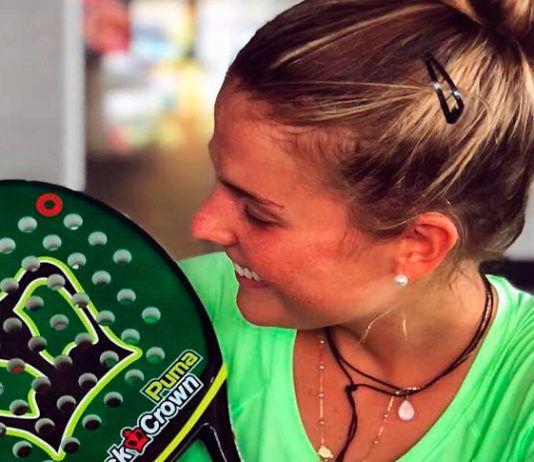 Manuela Schuck: magia brasiliana per il Black Crown Team