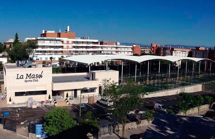 Gran 'duelo' interclubes en Madrid: Tennis Padel Soleil vs Club La Masó