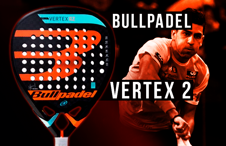 reptiles seguro Reportero  The Shovels of the Stars: Bullpadel Vertex 02 2018, the faithful companion  of Maxi Sánchez | Padel World Press 2021