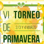 La Primavera torna per anticipare il suo arrivo nel Club More Than Pádel Albacete
