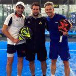 Raúl Arias: Nuevo entrenador de Miguel Lamperti y Juani Mieres
