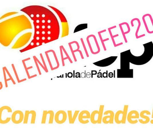 Nuevas sedes confirmadas en el Calendario de la Federación Española para 2018
