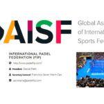 La Federación Internacional cumple uno de sus sueños y es reconocida por GAISF