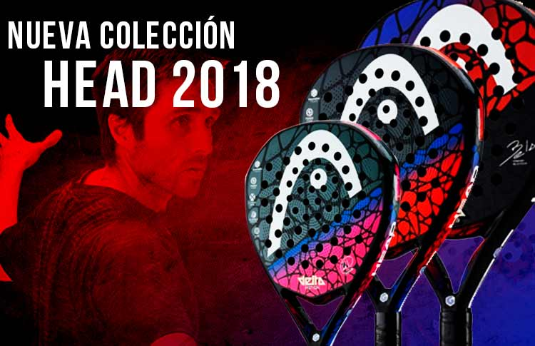 Derecho morir Enriquecer  HEAD integrates the best padel into your DNA with its new Collection for  2018 | Padel World Press 2020