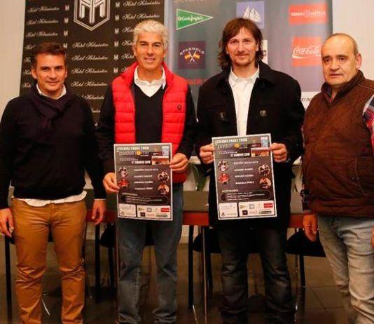 El Legends Padel Tour pasó por Salamanca en su segunda parada del año