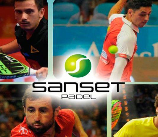 Sanset Pádel Indoor vibrará con un nuevo partidaz con aroma 'Pre World Padel Tour'