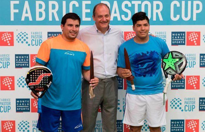 cec19b9d Cristian Ozán-Leo Aguirre, ganadores de la Fabrice Pastor Cup – Argentina  2018