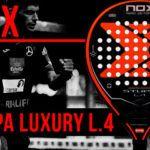Las Palas de las Estrellas: NOX Stupa Luxury L4, el 'arma eléctrica' de Franco Stupazuck