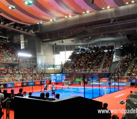 Pádel por partida doble en el Estrella Damm Alicante Open