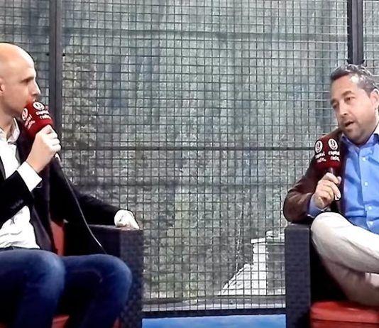 """Óscar Lorenzo: """"La distribución de roles es importante entre los jugadores"""""""