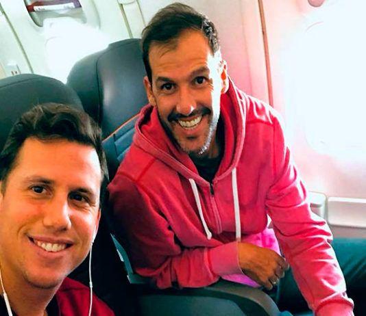 Juan Martín Díaz y Paquito Navarro: Una pareja imposible hecha realidad