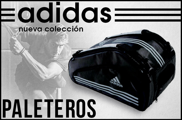 patio Plasticidad puntada  Adidas 2018 Paleteros: Visit the track with a 'transport' of guarantees    Padel World Press 2021