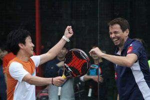 Matías Díaz y Marcello Jardim: Dos 'estrellas' que conquistan Japón