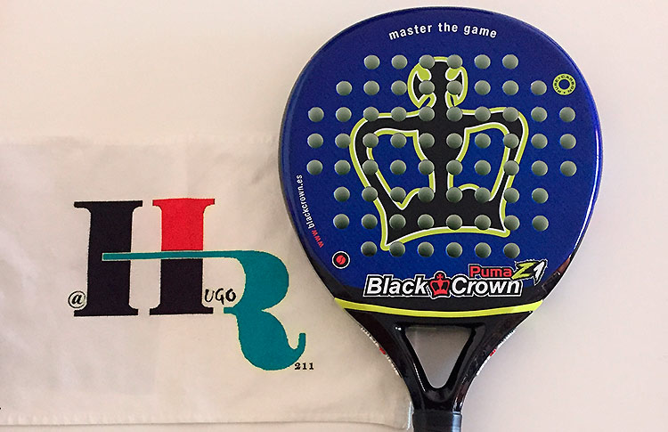 Hablar en voz alta vitamina apetito  Black Crown Puma Z1: Potente realeza | Padel World Press 2021