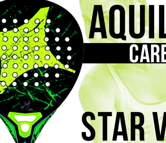 Las Palas de las Estrellas: La revolucionaria StarVie Aquila Carbon de Majo Sánchez Alayeto