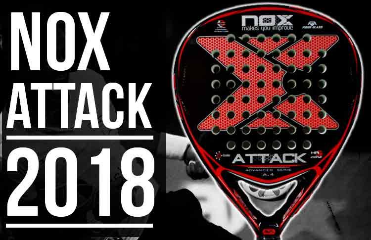 NOX Attack 2018: Imparable poder ofensivo en manos de los jugadores más exigentes