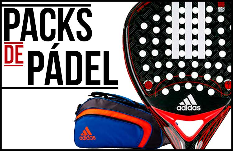 04d4b5c0 Get a complete first level team with the most exclusive padel packs ...