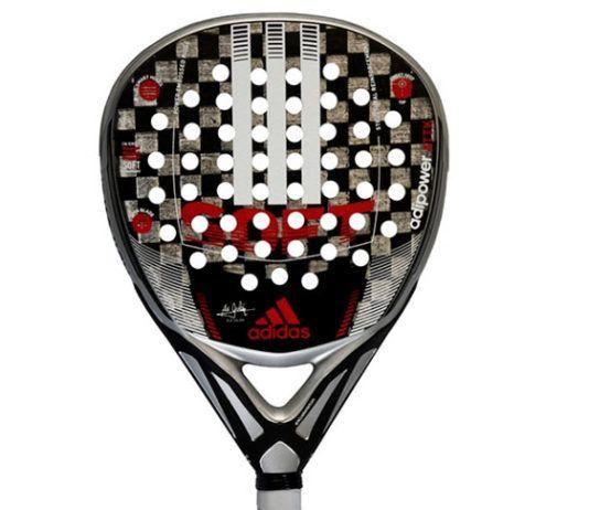 Adidas Adipower Attk Soft 1.8: Descubre la increíble pala de Ale Galán