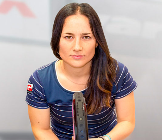 Alicia Blanco se suma a las filas del Varlion Team
