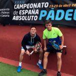 Time2Padel Team deixou sua marca no Absolute Spain Championship