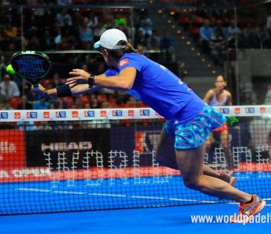 Estrella Damm Zaragoza Open: Lucía Sainz y Gemma Triay impiden el sueño de Mapi y Majo Sánchez Alayeto