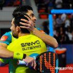 Estrella Damm Zaragoza Open: Sanyo Gutiérrez-Maxi Sánchez confirman que este año irán a por el número 1