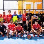 El mejor pádel del mundo viaja a Suecia con la visita del Monte-Carlo International Sports Team