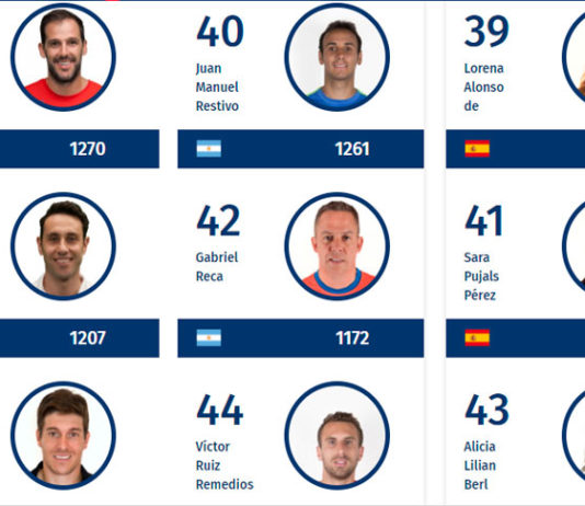 Juan Martín Díaz ya se asoma a los 'puestos Másters' de World Padel Tour