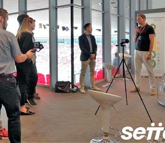 Así fue la presentación de 'SETCoin': La criptomoneda de Setteo para los jugadores de deportes de raqueta