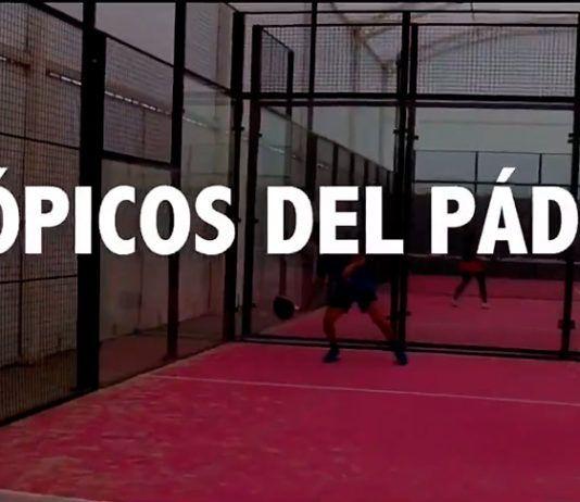 Los Tópicos del Pádel: Vídeos cargados de humor de la mano de Manu Martín