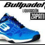 El mejor calzado Bullpadel en liquidación, en Padelmania