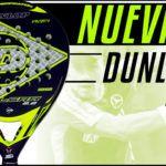 Máxima categoría para los aficionados: Las nuevas palas Dunlop llegan a Time2Padel