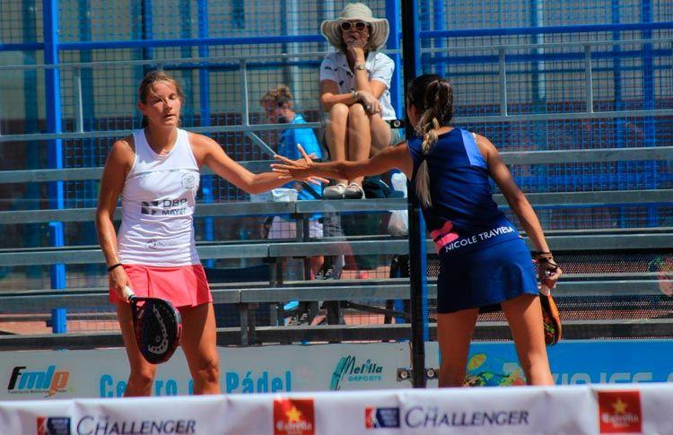 Melilla Challenger: Grandes partidos para dar por iniciado el Cuadro Femenino