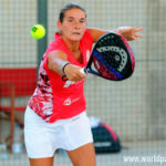 Valladolid Open 2018: Alix Collombon, em ação (World Padel Tour)