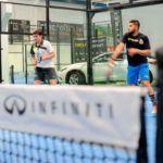 Villagarcía de Arousa: Gran éxito en el inicio del Circuito Drop Shot-Infiniti