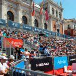 Valladolid para el World Padel Tour 2019.