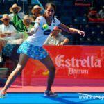 Valladolid Open 2018: Gemma Triay, en acción (World Padel Tour)
