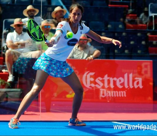 Valladolid Open 2018: Gemma Triay, in azione (World Padel Tour)