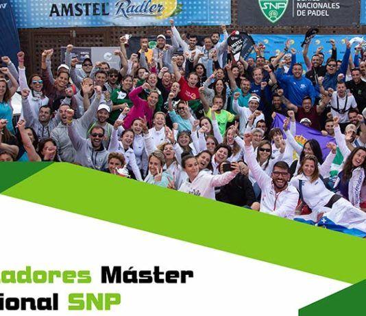 Eccitazione, grandi partite e un sacco di paddle nelle finali Masters della National Padel Series