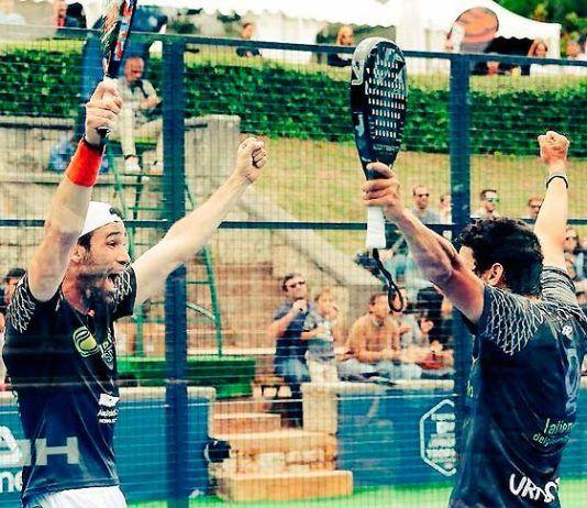 Lisboa Challenger: Uri Botello-Javi Ruiz reciben el premio a su gran temporada