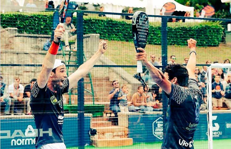 Sfidante di Lisbona: Uri Botello-Javi Ruiz riceve il premio per la sua grande stagione