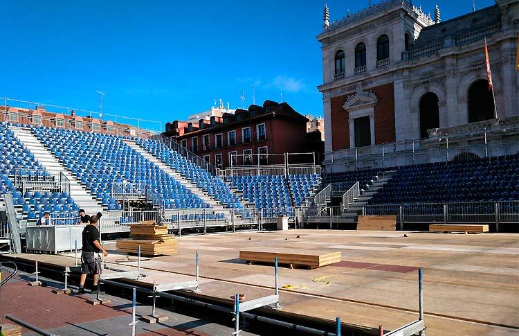 Valladolid Open: Todo listo para su inminente puesta en marcha