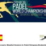 El I Mundial de Veteranos de Pádel comienza a conocer a sus participantes